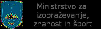 Ministrstvo za izobraževanje, znanost in šport MIZŠ